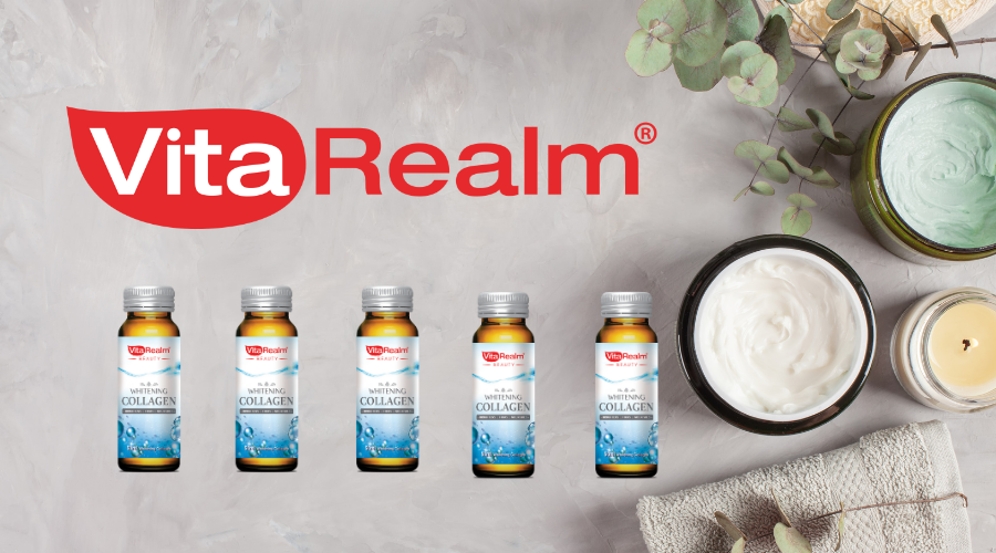 Vitarealm Beauty Collagen is a great daily routine product for beauty