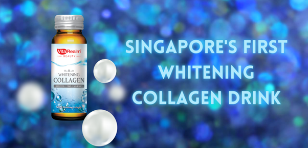 Vitarealm Beauty Whitening Collagen is Singapore first Whitening Collagen and it uses Phytofloral as a key ingredient.
