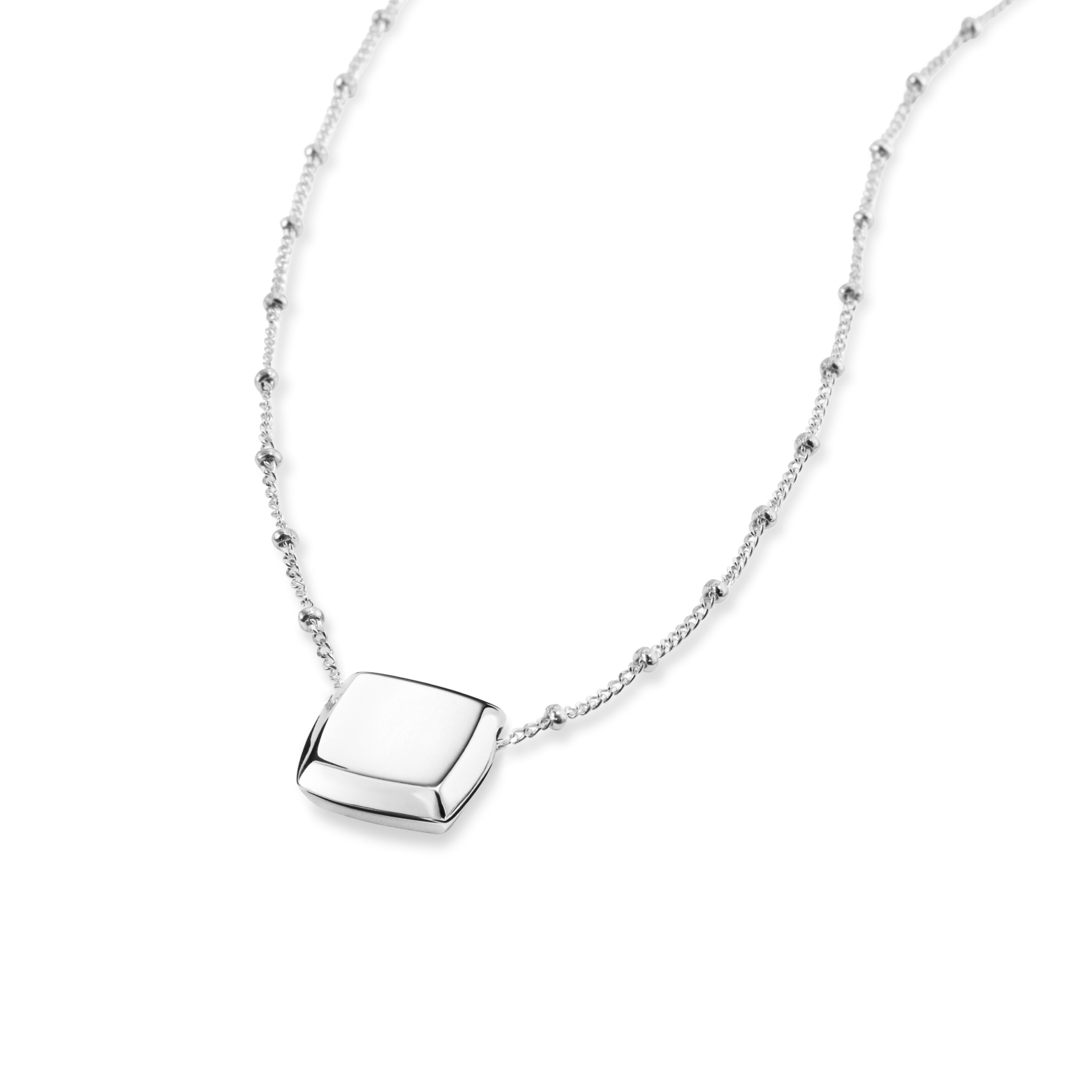 The Cushion Pendant