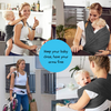 Ergonomic Cotton Baby Sling Carrier - Mindfully Kids