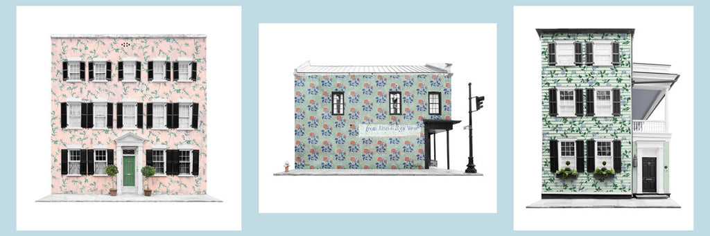 Little Houses - New Prints