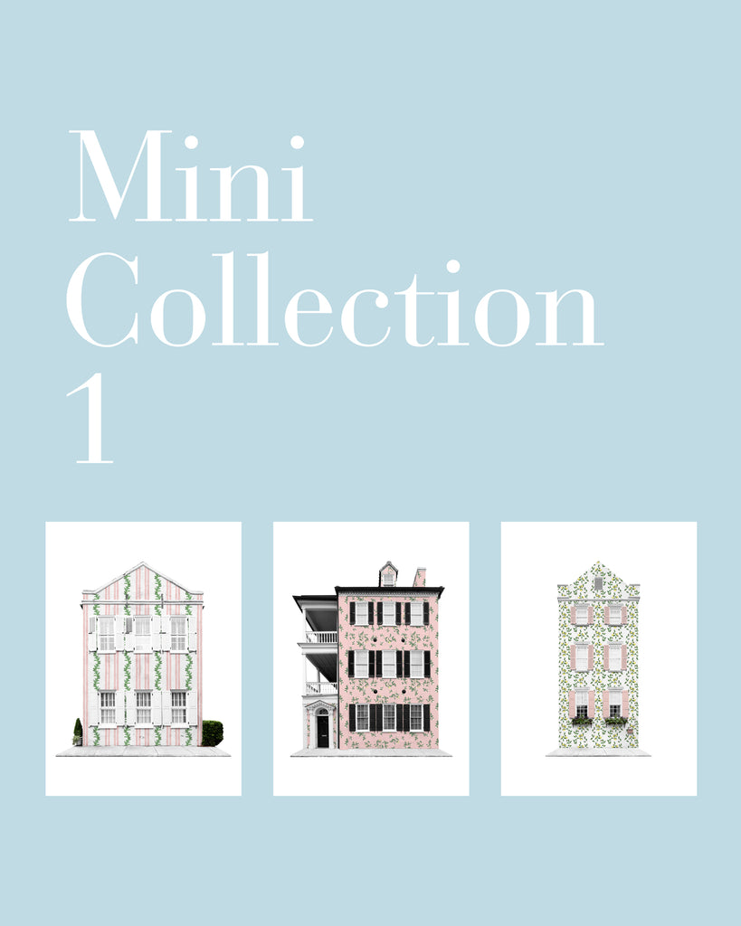 Little Houses - Mini Collection 1