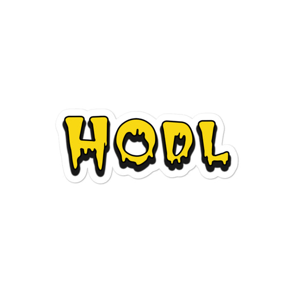Crypto Keeper Hodl Stickers