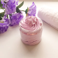 Lavender Essential Oil Whipped Soap