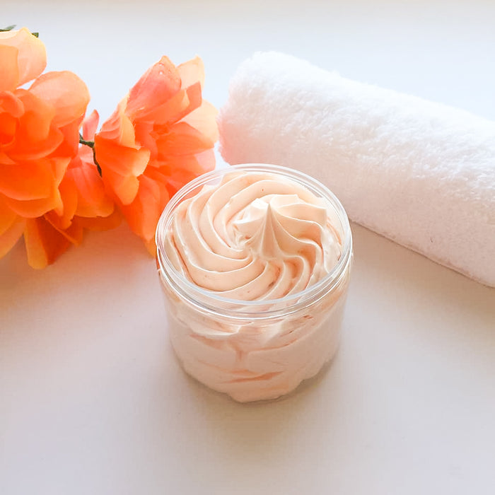 Totally Tropical Whipped Soap