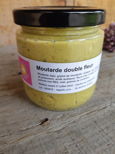Moutarde double fleur | La Garlic