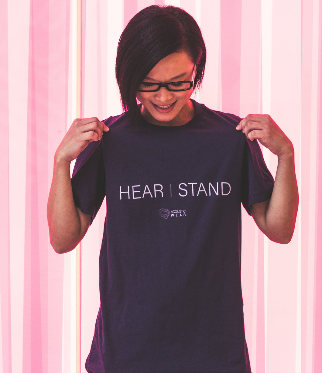 Hear I Stand Unisex Tee