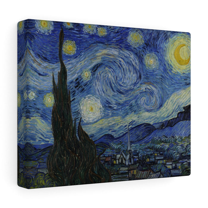 Starry Night by Vincent van Gogh, Canvas Art print
