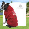 Custom personalized Dog or cat hoodie for your pet custom pet hoodie wall art decor