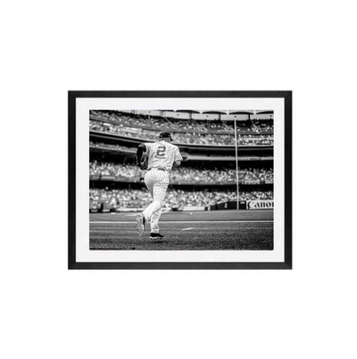 New York Yankees Derek Jeter Framed Art