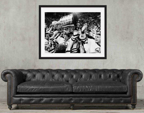 Wayne Gretzky  hockey wall art print gift , You miss 100% of the shots you never take, Gretzky Quote