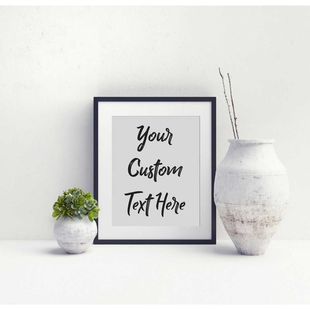 Custom Prints, Custom Quote Print, custom sign, personalized Sign, Wall Signs, Custom Wall Sign, Custom Wall Art, Custom Art, Song lyric