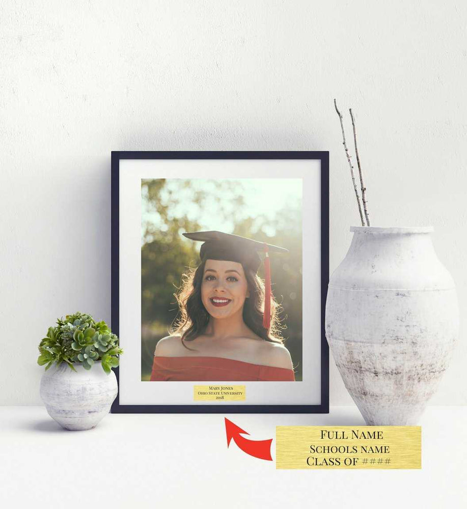Graduation Frame, Graduation gift, Graduation, Graduation party, Personalized frame, gift for her, framed gift, Grad gift  Graduation Photo wall art decor