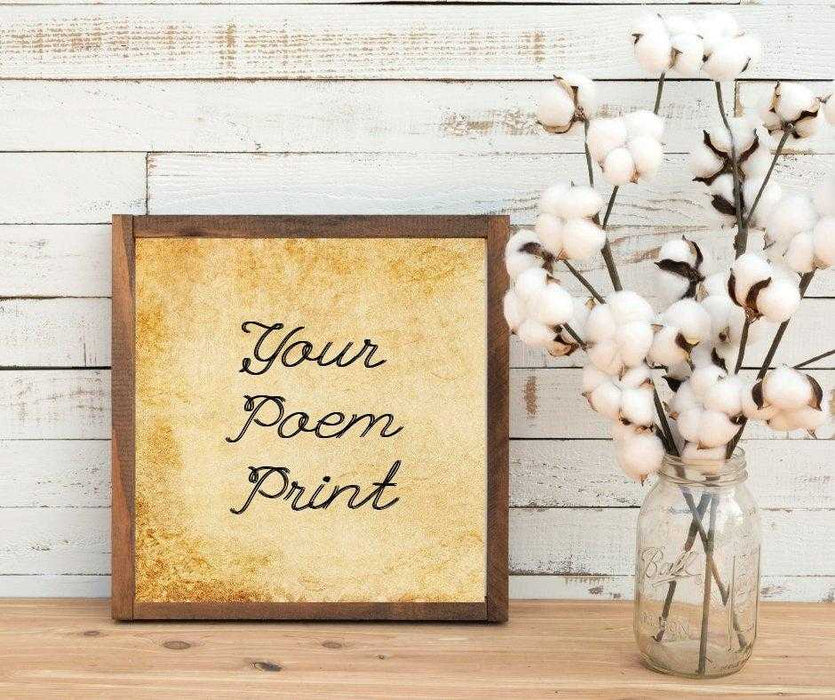 Personalized Farmhouse signs wall art home decor