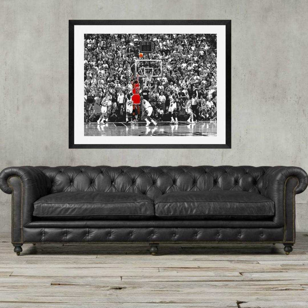 Michael Jordan Chicago bulls poster wall art