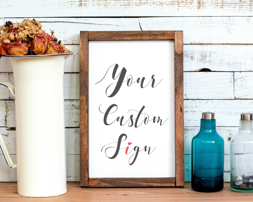 Rustic wood signs for home wall art wall art decor