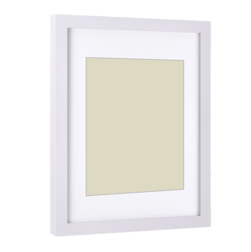 Custom White Picture Frames any custom size wall art decor