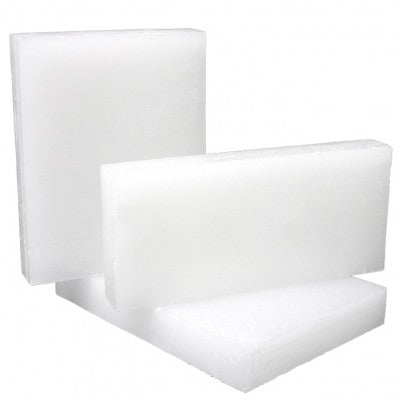 Paraffin Wax - Fully Refined R2526 - Slabs, Translucent