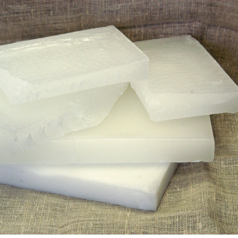 Paraffin - Blends Wax - Pillar Blend 1 - Slabs, Translucent
