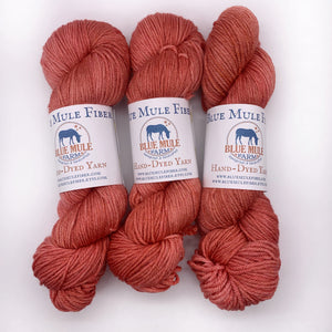 Blue Mule Fibers Belle Starr DK weight