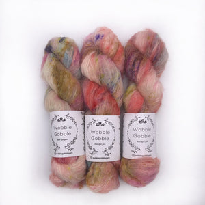 Wobble Gobble Fairy Worsted weight