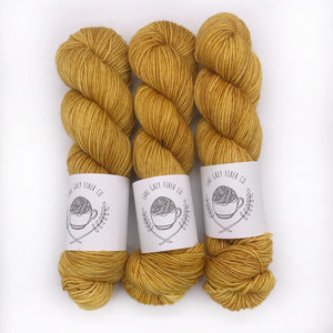 Earl Grey Fiber Co Stay Gold DK weight