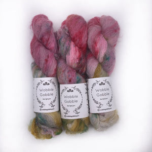 Wobble Gobble Oriental Lily Worsted weight