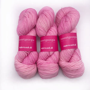 Sweet Georgia Candy Floss DK weight