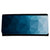 Blue Abstract Design Designer Ladies Clutches / Wallet