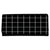 Black Square White line Designer Ladies Clutches / Wallet