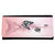 Pink Paris Butterfly Designer Ladies Clutches / Wallet