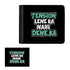 Tension Lene Ka Nahi Designer Men Wallet