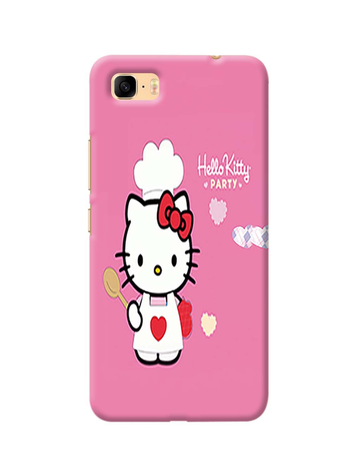 best loved fe976 8b510 Hello Kitty Printed Mobile Case For Asus Zenfone 3S Max ZC521TL