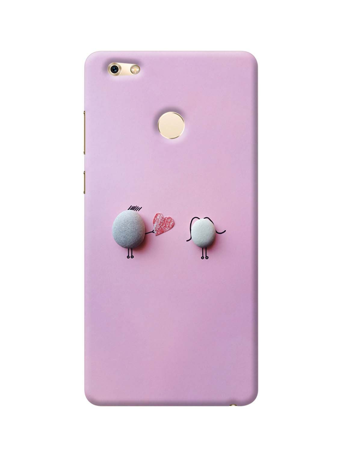 huge selection of 8df51 423e8 Stone Love Printed Mobile Case For Gionee M7 Power