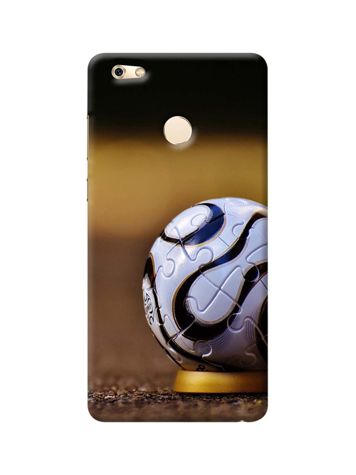 new product 2247e 40559 FootBall Printed Mobile Case For Gionee M7 Power