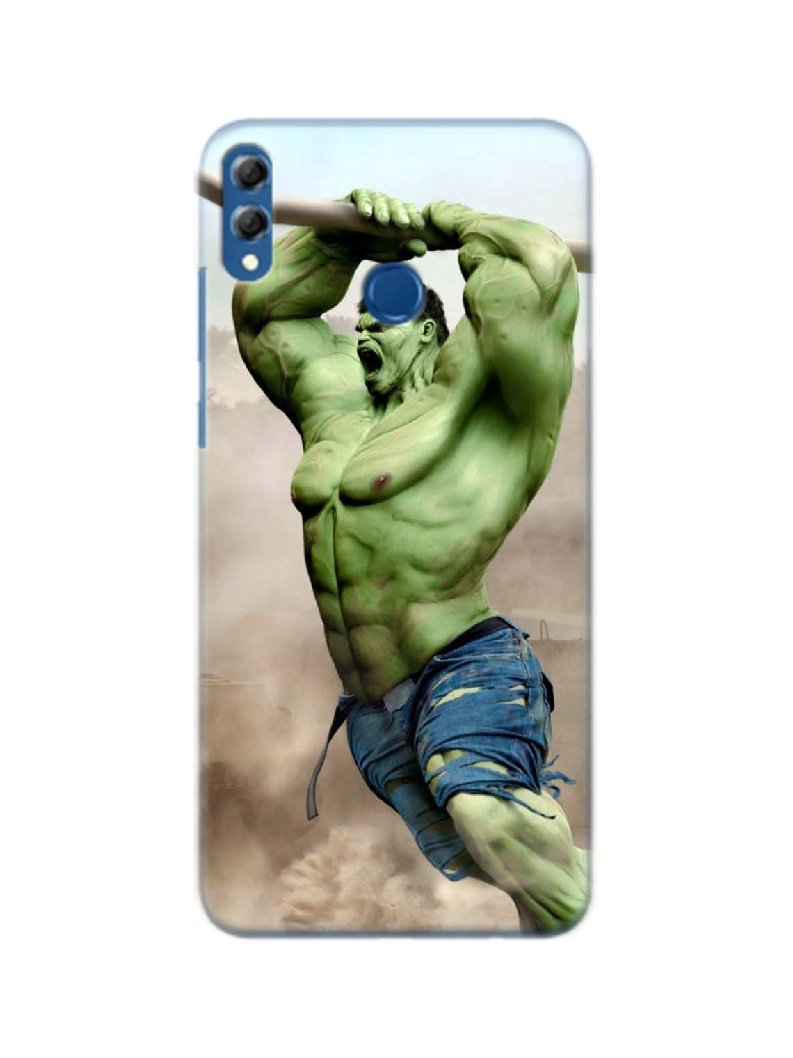 Hulk Poster Printed Mobile Case For Honor 8X Max Cases