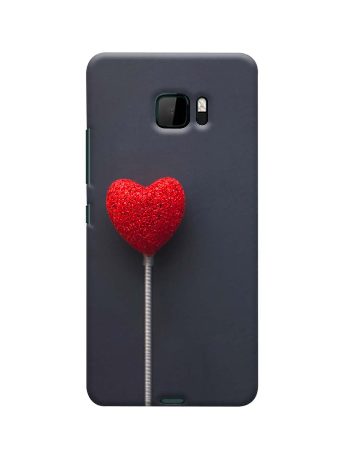 best service 00549 ea161 I Love You Printed Mobile Case For HTC U Ultra