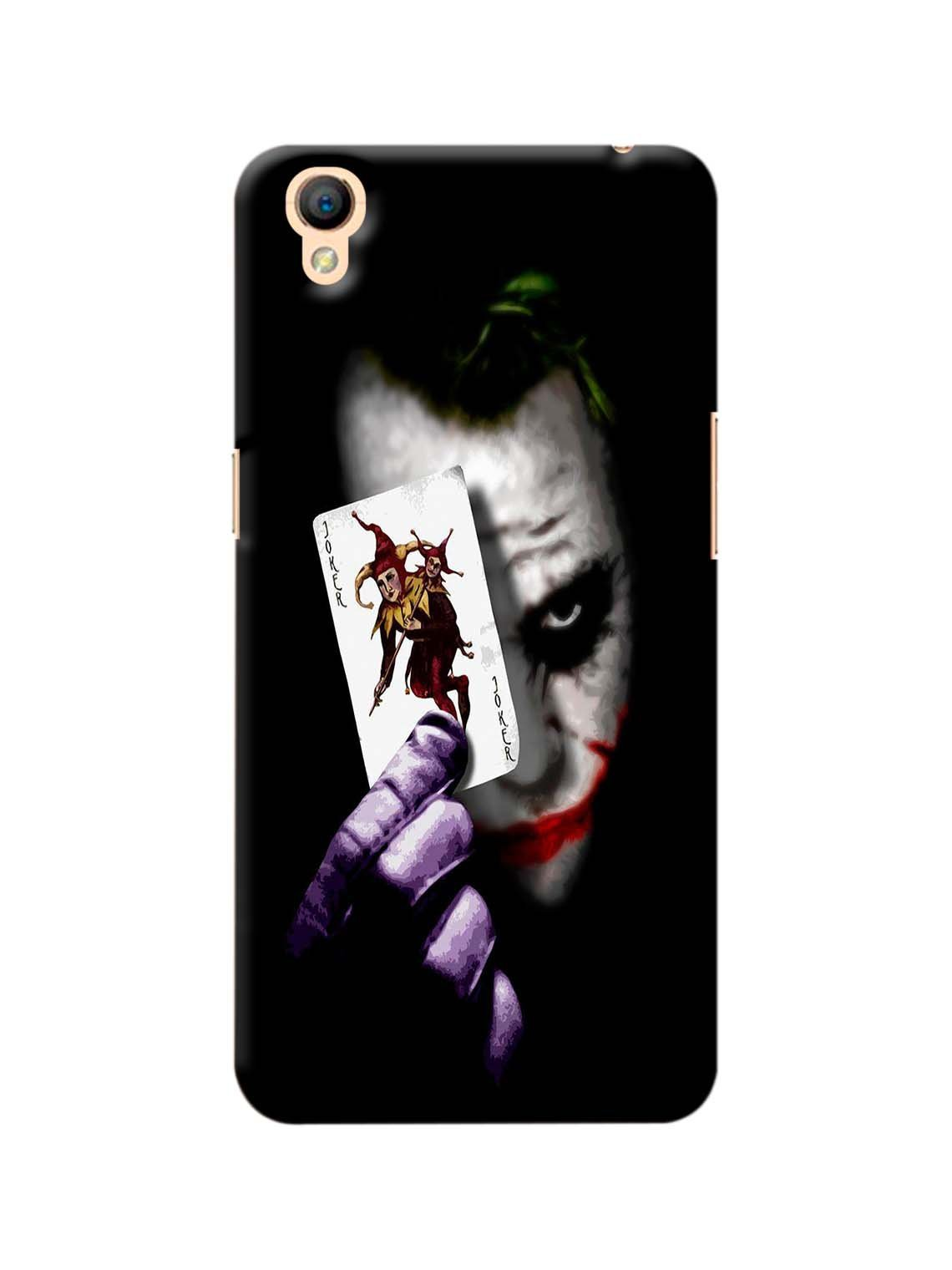Joker Poster Printed Mobile Case For Oppo A37