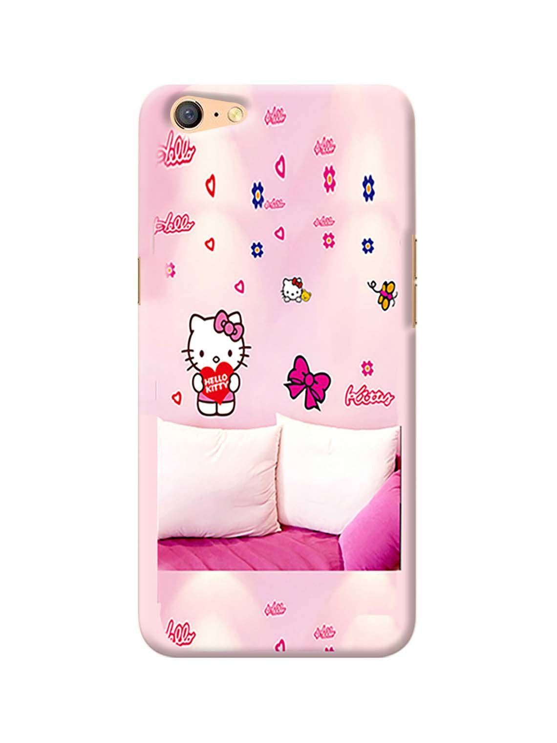 newest 7b8d8 1d766 Hello Kitty Printed Mobile Case For Oppo A71