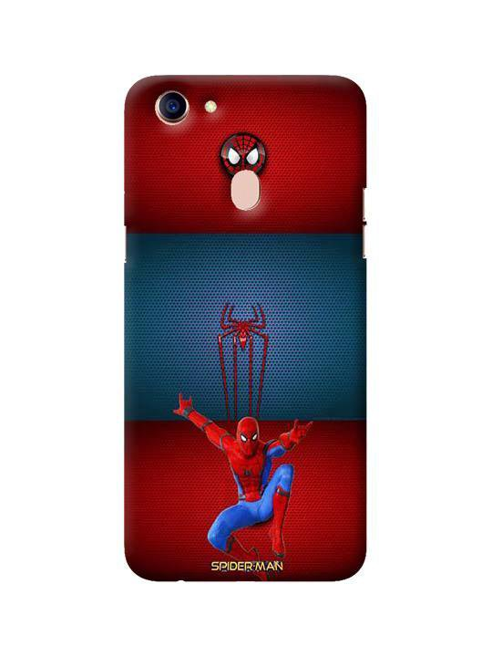 new product 0033c 039f7 Spiderman Pinted Mobile Case For Oppo F5 / F5 Youth