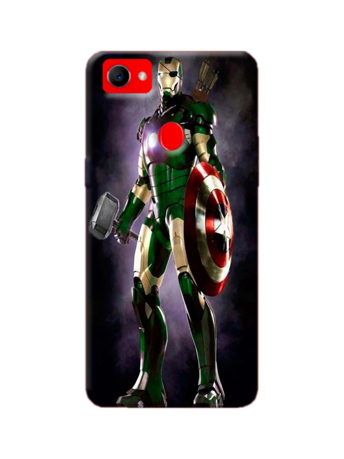 release date: 42060 9db62 Avengers Poster Printed Mobile Case For Oppo F7
