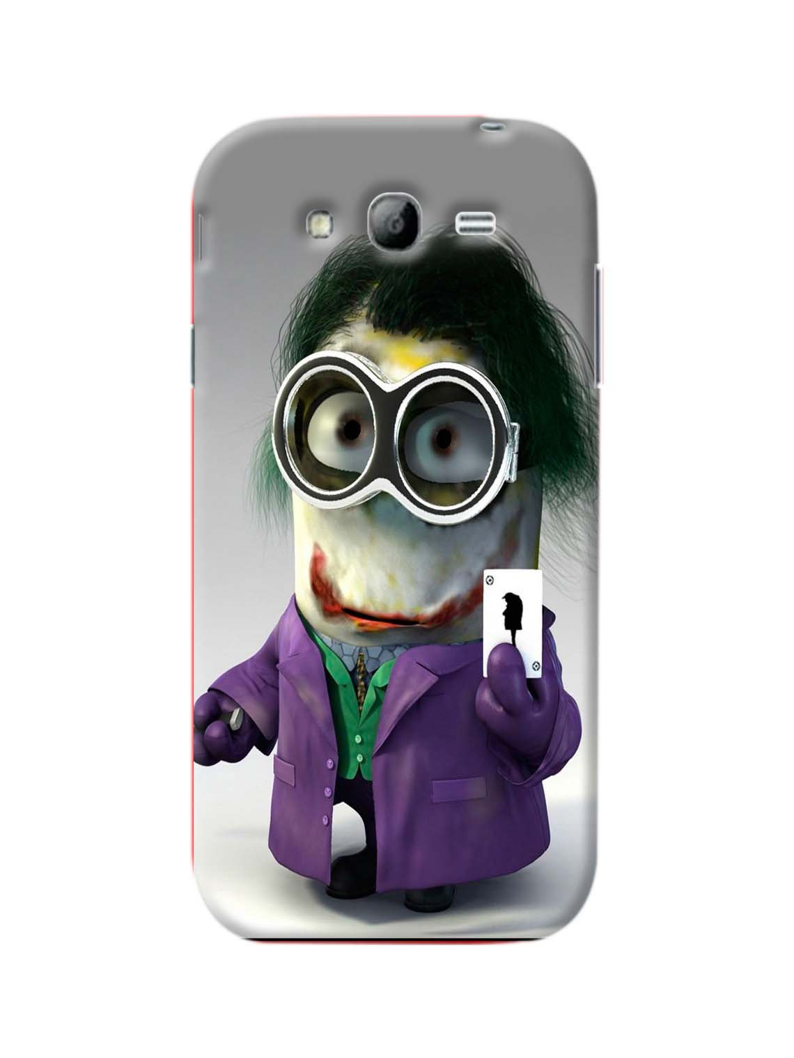finest selection bde05 632f3 Joker Minion Printed Mobile Case For GALAXY GRAND DUOS I9082
