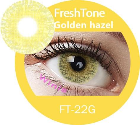 Golden Hazel - Golden Ash
