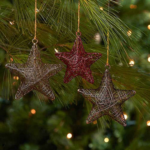 Iron Star Ornament