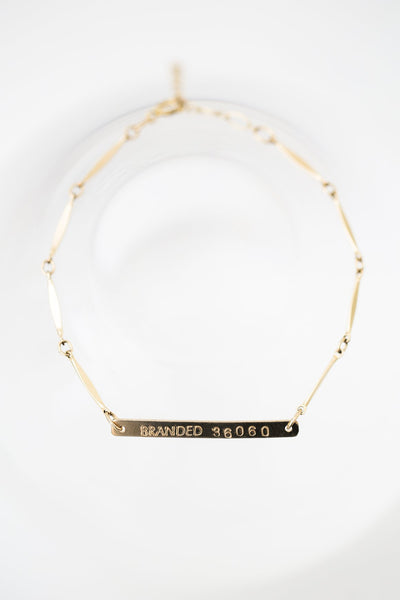 Gold-Filled Chain Bracelet