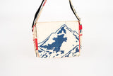 Messenger Bag - Blue Tiger