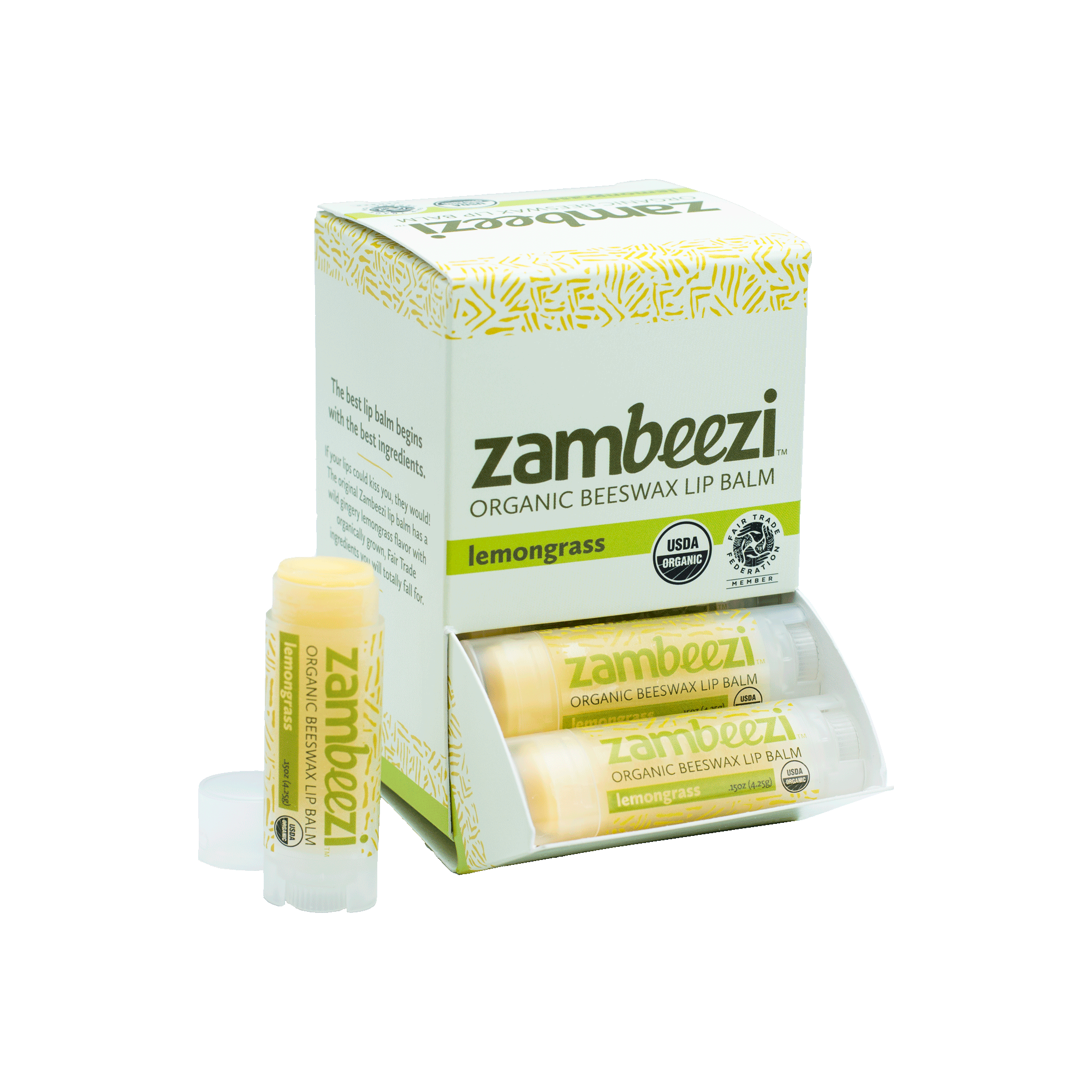 Zambeezi Lemon Grass Balm