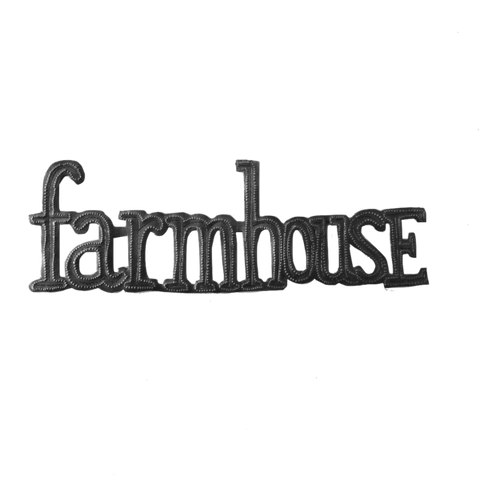 Farmhouse -Sign