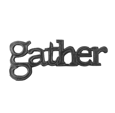Gather -Sign