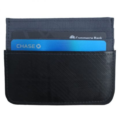 Recycled Tire Slim Card Case